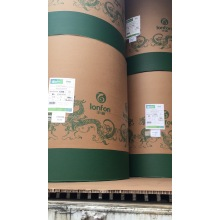 Bond Paper Roll white