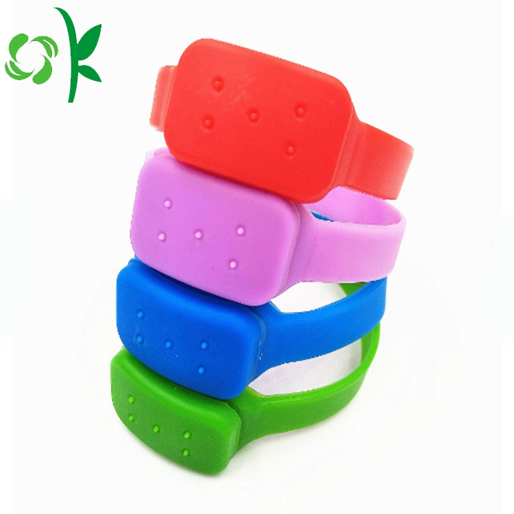 Silicone Repellent Mosquito Bands