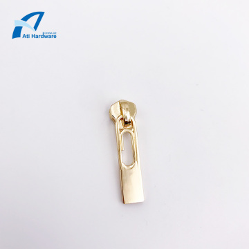 Custom High Quality Bag Accessories Metal Zipper Puller