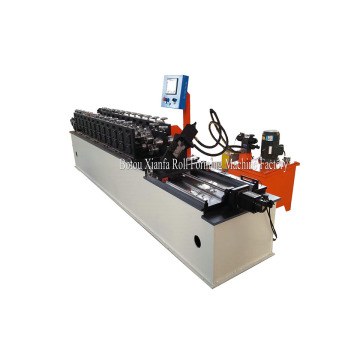 High definition Cheap Price for China High-Speed Keel Roll Forming Machines,Stud Track Forming Machine ,Track Profile Roll Forming Machine Supplier Aluminium Ceiling Keel Roll Forming Machine export to Bulgaria Importers