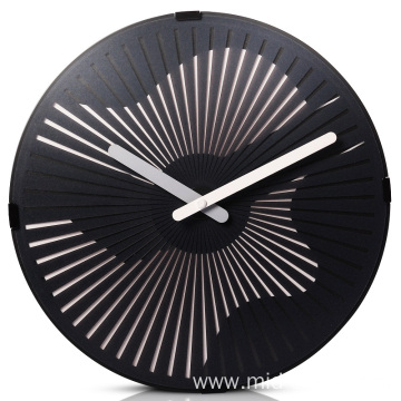 Hot selling attractive for Wall Clock Decor 12 inch guitar wall clock export to France Suppliers