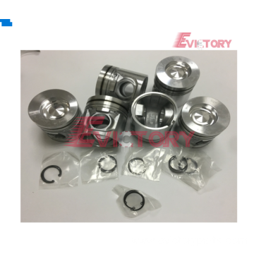 DEUTZ excavator engine BF6M1012 piston kit
