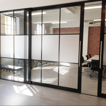 Lingyin Construction Materials Ltd Cheap good quality glass aluminium sliding doors for sale