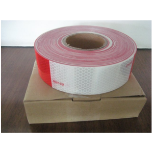 Wholesale Price China for  FMVSS 108 Vehicle Conspicuity Marking Tape Reflective tape for trucks and trailers export to Guadeloupe Suppliers
