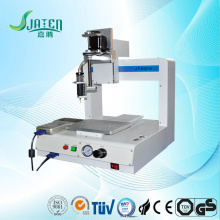 LED bulb glue dispenser gluing machine
