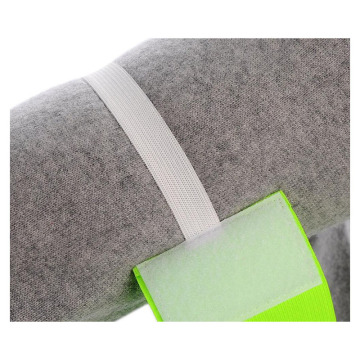 Anti-drop Design Green Elastic Soccer Captain Armband