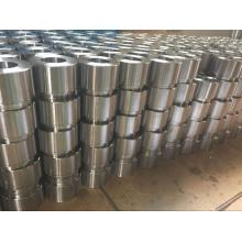 OEM for Stainless Steel Bushes CNC Machining Stainless Steel Sleeve Flange Bushings export to China Macau Manufacturer