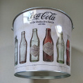 aluminium ice bucket professional tin beer box