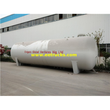 Horizontal Used 150cbm LPG Bullet Tanks