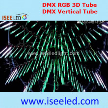 Music 3D DMX Tube Light Madrix Compatible