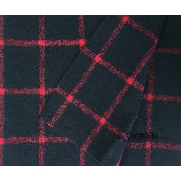 Popular Tartan 650G/M Woolen Suit Fabric
