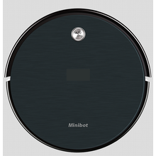 Long lasting and self-charge robot vacuum cleaner