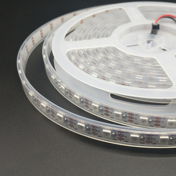 Addressable water-proof SK6812 RGB SMD5050 60Led Strip