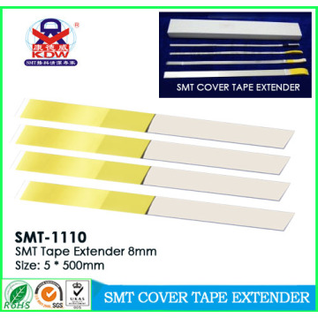 Fast Delivery for Offer SMT Cover Tape Extender,Tape Extender for SMT,Yellow Carrier Tape Extender From China Manufacturer Yellow SMT Cover Tape Joint export to Iraq Factory