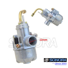 Short Lead Time for Vespa Dellorto Replica Carburetor Puch Moped 12mm Bing Style Carburetor Maxi export to South Korea Supplier