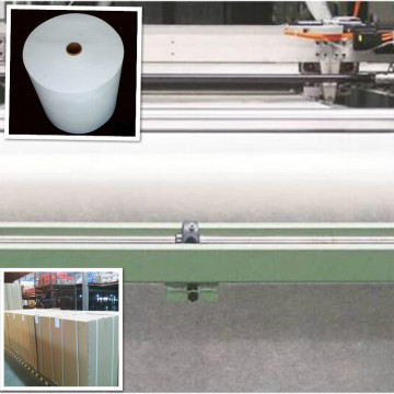 Laminated Composite Filter Paper Roll Media