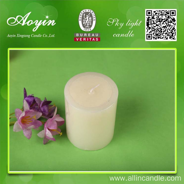 Luminated Decoration Pillar Candle