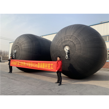 Aircraft Tyre Floating Yokohama Pneumatic Fenders