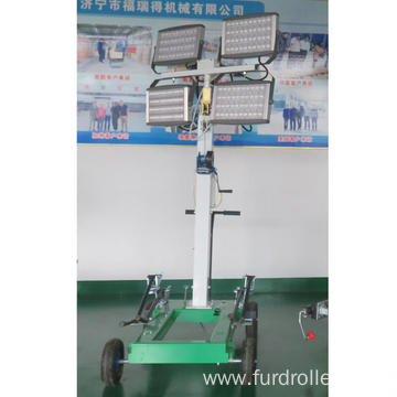 LED Portable Light Towers Generator For Sale