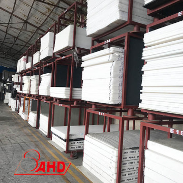 High Temperature Extrusion Black White Natural POM Sheet