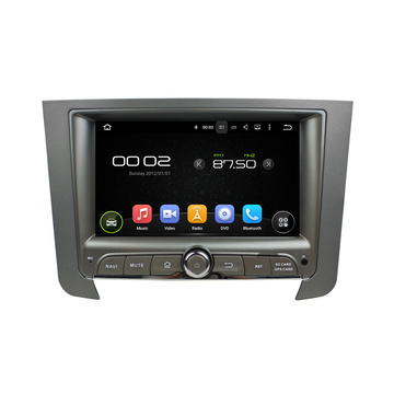 Car Android Dvd Player Deckless SsangYong REXTON 2014