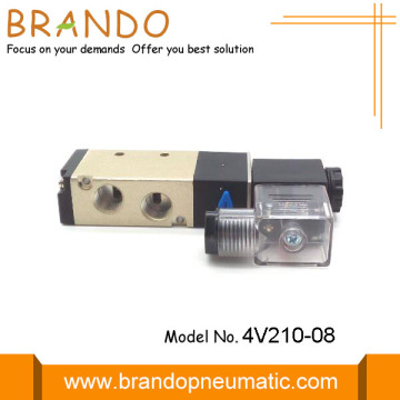 4.5VA Power Consumption Pneumatic Cylinder Valve