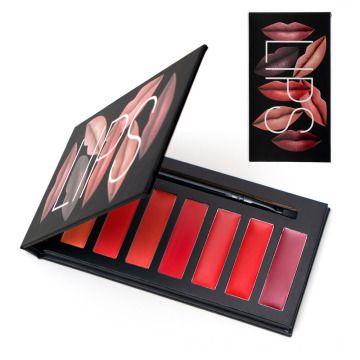 OEM cream lip stick palette lip makeup palette