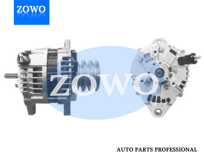 ISUZU ALTERNATOR LR1110501