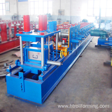 China factory supply 1.5mm thickness z purlin roller machine