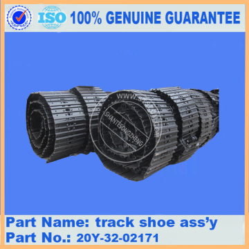 PC220-8 TRACK SHOE ASS'Y 20Y-32-02171