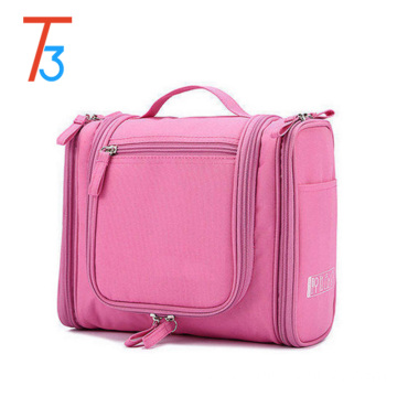 Hot Selling Travel Foldable hanging makeup Bag