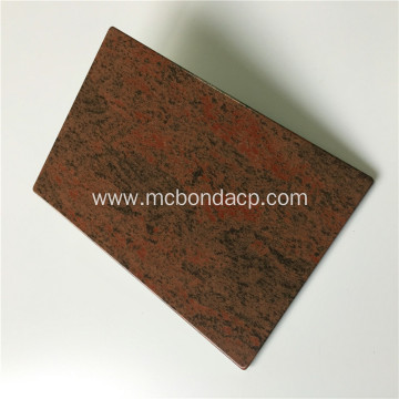 Metal Composite Panel House Construction Finishing Material