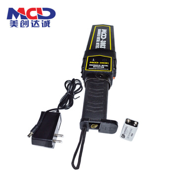 Detection distance 3cm Hand-held Metal Detector