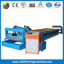 Superior Quality Colored glazed steel roof Tile roll forming machine