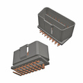 OBD 16P Male Right Angle Reverse Type