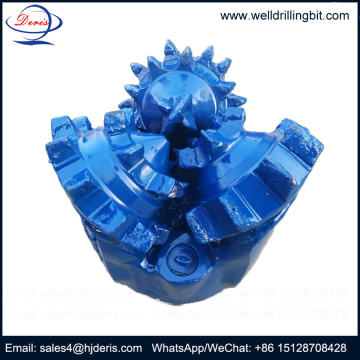 Soft Rock Drilling TZ steel teeth roller bit
