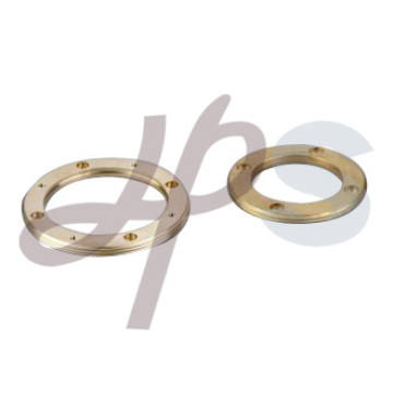 Brass water meter rings