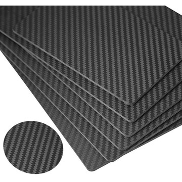 I-100% 3K Carbon Fiber Plate Plain Weave Panel Sheet