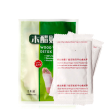 Organic Health and Beauty Bamboo Vinegar Detox Foot Patch