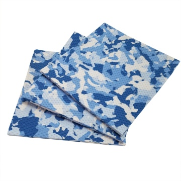EVA Camo Color Foam Marine Embossed Sheet