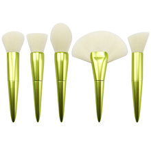 5PC Mini Travel Makeup Brush иж бүрдэл