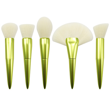 5PC Mini Kufamba Makeup Brush Set