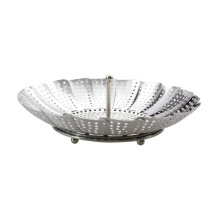 Easy To Use Folding Cooker Basket