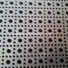 Stainless Steel Perforated Sheet Mesh