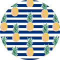 snap cotton beach towel custom stripe beach towel