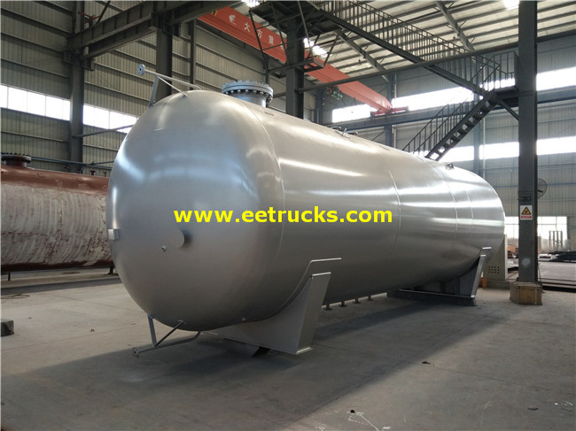 Bulk Aboveground Propane Tanks
