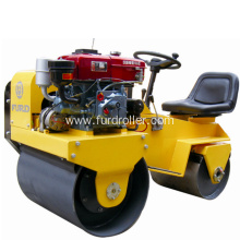 China for China Ride-On Road Roller,1 Ton Road Roller,Asphalt Roller Supplier HIgh Quality Mini Hydraulic Vibratory Road Roller Compactor export to Nauru Factories