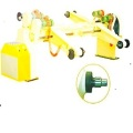 electrical shaftless mill roll stand production line