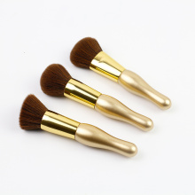 Factory Direct Sales Gold Umbala Mini Makeup Brushes