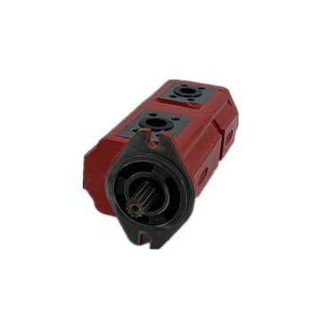 skid loader gear pumps
